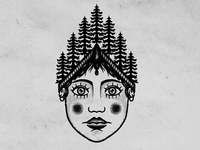 Goddess of the Forrest