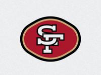 SF 49ers Logo redesign