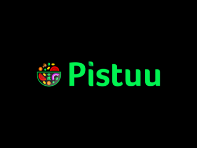 Logotype and App Icon for Pistuu