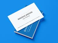 Besiktningsman.se business card