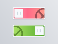 Daily UI #015  On / Off Switch
