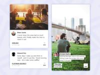 WIP - Local Social App