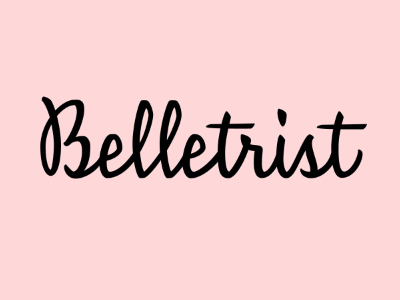 Belletrist Logotype