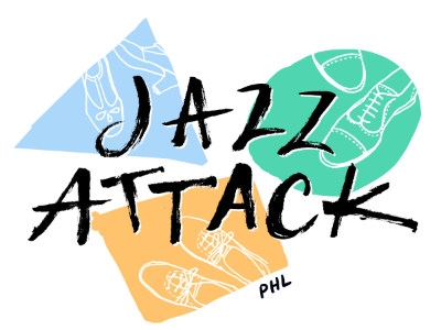 wip Lindy Hop logo dance shoes hand lettering brush lettering album cover jazz illustration logo