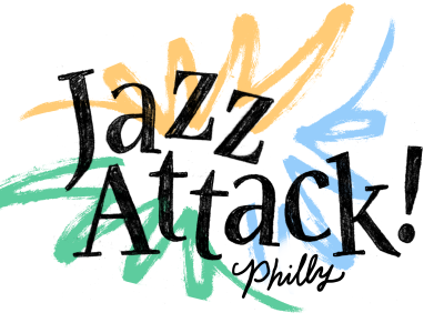 Jazz dance logo, sketch 1 of 3