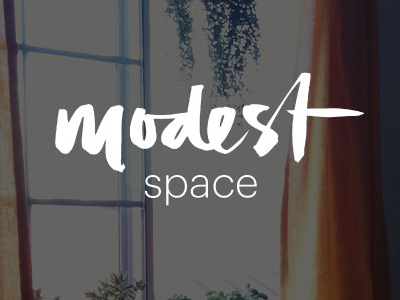 Modest space