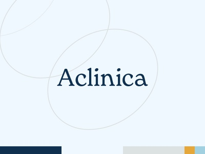 Aclinica - Identity and Web Design design logo caregiver side project payment family ux ui website logotype typography branding identity care medical