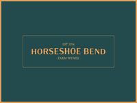 Horseshoe Bend Farm Wines Logo