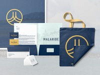 Malahide Stationery Set