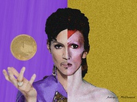 Prince + Bowie