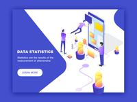 Data statistics