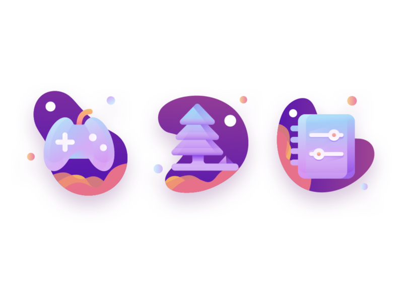 icons illustration icon