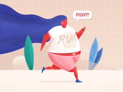Running For Lose Weight