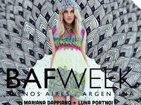 BAFWEEK spring/summer 2012/3 By Luna