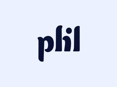 phl Monogram Logo