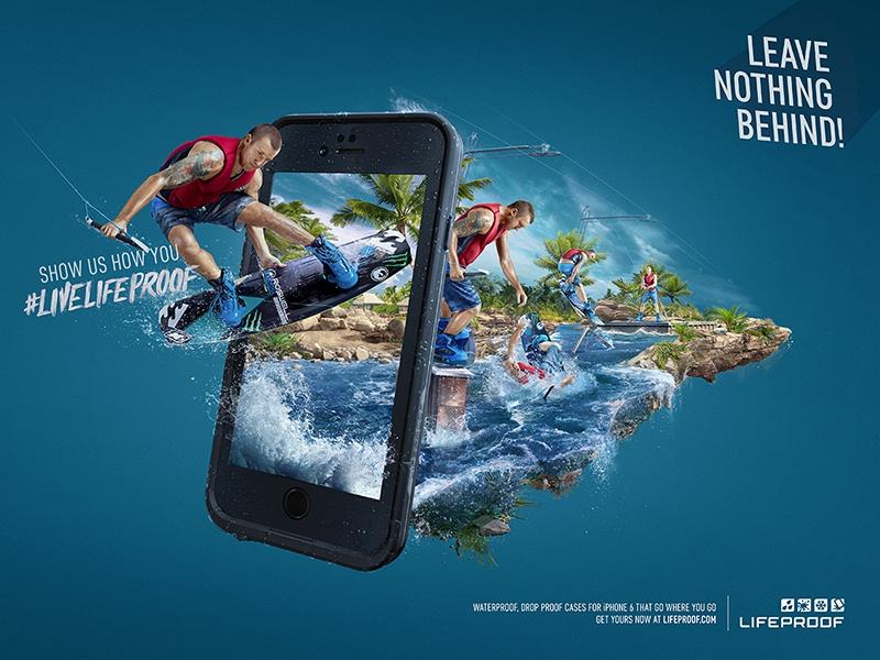 new arrivals cb171 e2194 Leave Nothing Behind Campaign by David Oldfield on Dribbble
