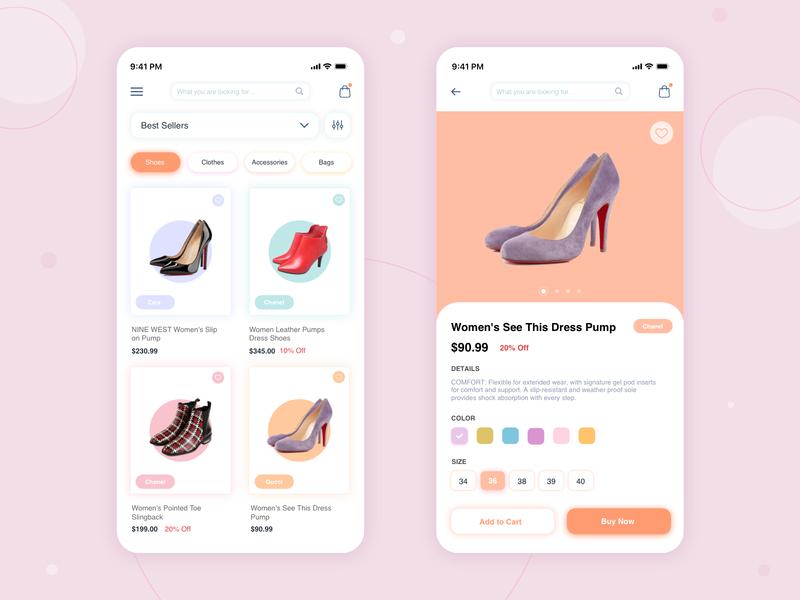 Product Design-Store app uiux uidesign design clothing design shopping app fashion app shop store ux ui