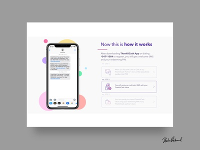 ThankUCash UI by Uche Richmond
