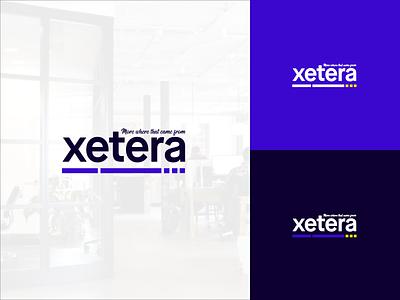 Etcetra agency logo illustrator photoshop monogram minimal etcetera consulting marketing design content digital agency logo