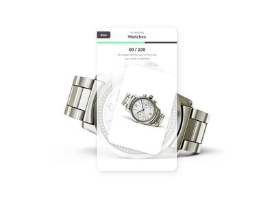 AI Concept - Personal Shopper clothes branding uxdesign uidesign ux ui shopping aiconcept concept watches ai