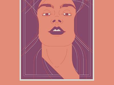 Charli XCX charlixcx portrait