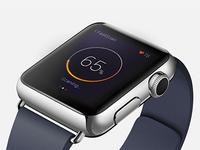 Apple Watch App concept design