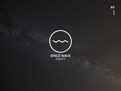 Logo - Space Wave Agency