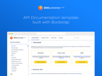 Documenter - API Documentation Template [WIP]