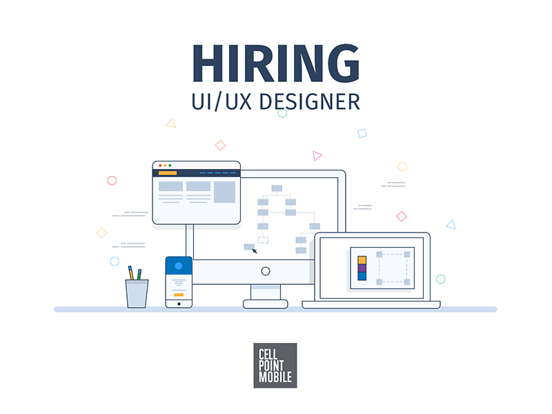 We Are Hiring Ui Ux Designer Pune By Akash Bhadange On Dribbble