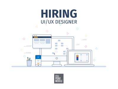 We are hiring - UI/UX Designer - Pune pune user experience user interface ux ui recruitment designer