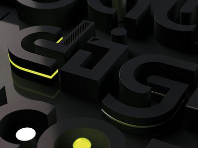 Print in a digital world resolution it 3d modelling brochure design c4d colorplan foil emboss