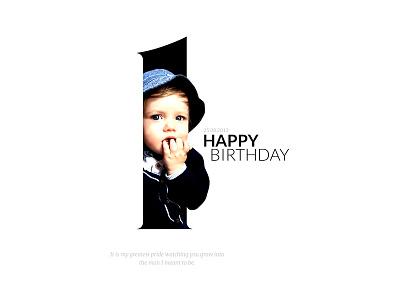 Happy Birthday, Adam photo manipulation manipulation double exposure number design typography photography birthday happy birthday