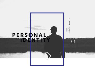 Personal Branding / Identity business cards brand logo design corporate identity personal identity mockup identity self promotion personal branding logo typography branding