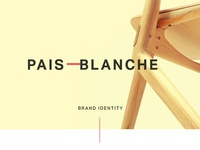 Pais Blanche Branding / Identity
