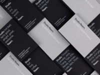 Studio Naam: Businesscards