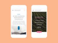 SKB: Homepage + Detailpage