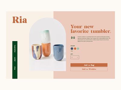 Daily UI - Single Product Page flat dailyui12 dailyui ui graphic design design
