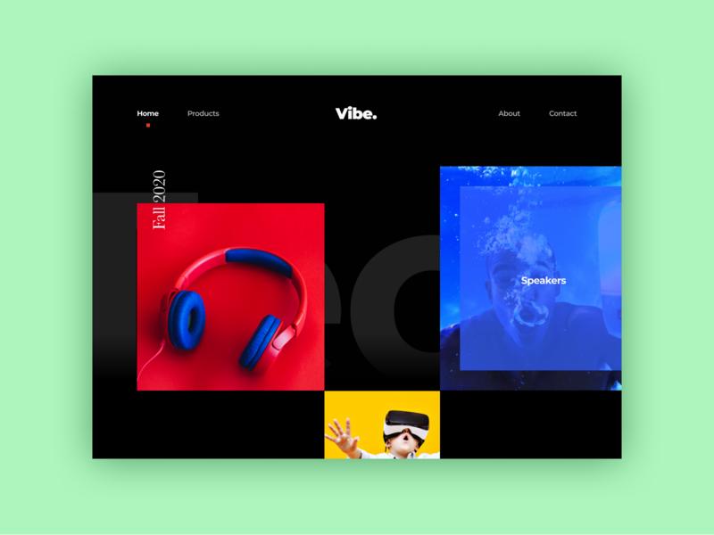 Tech store sound speakers headphones virtualreality website gadgets technology tech
