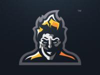 Crazy Doctor Esport Mascot Logo