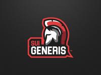 Spartan Esport Mascot Logo