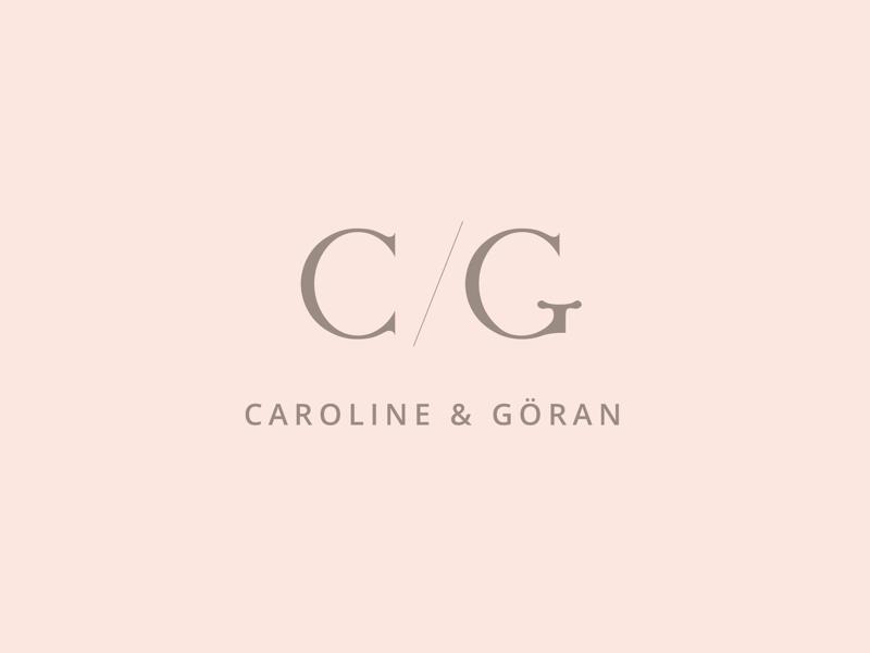 C / G Branding cg logo cg logo design typography mark design logo branding cg
