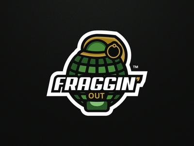 Grenade Esport Mascot Logo