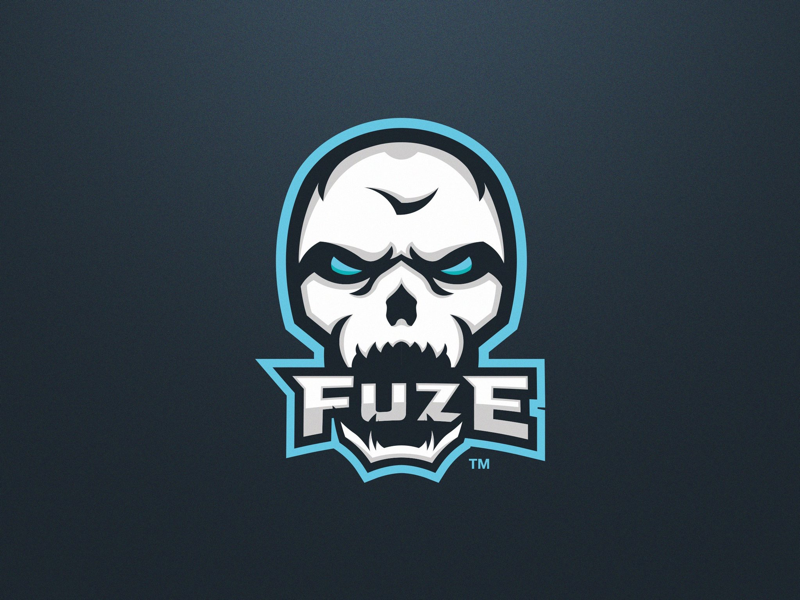 Skull Esport Mascot Logo branding esport skull skull logo skull mascot mascot logo