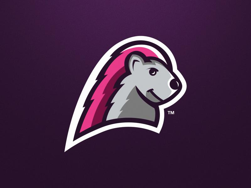 Hedgehog Esport Mascot Logo esport mark logo hedgehog hedgehog logo hedgehog mascot logo mascot logo