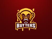 Monkey Esport Mascot Logo