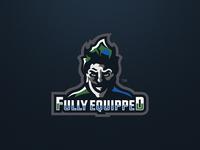 Crazy Doctor Mascot Logo