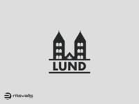 Lund Logo Design