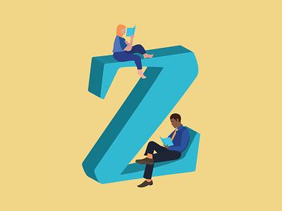 Z design vector illustration