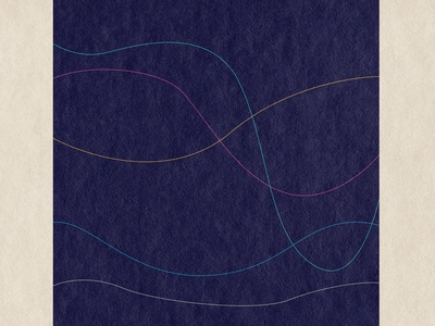 Sketch | 01 neural brain colors waves sketch fun restaurant wavy