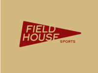 Field House Sports Pennant